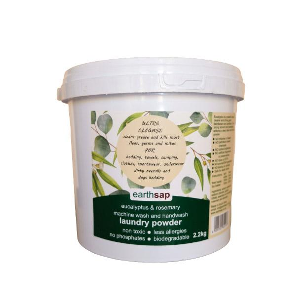 Earthsap Eucalyptus and Rosemary Laundry Powder