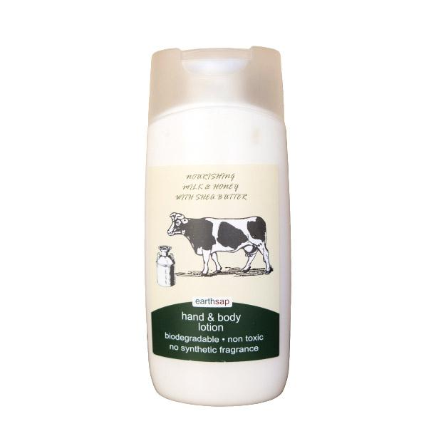 Earthsap Milk and Honey Hand and Body Lotion