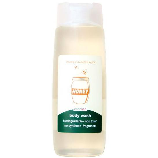 Earthsap Honey and Almond Body Wash