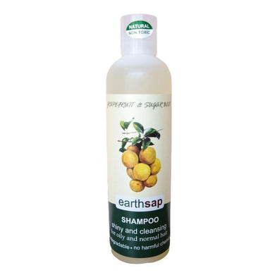 Earthsap Grapefruit and Sugar Beet Shampoo 250ml (Normal or Oily hair)
