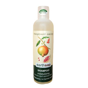 Earthsap Pomegranate and Soy Shampoo