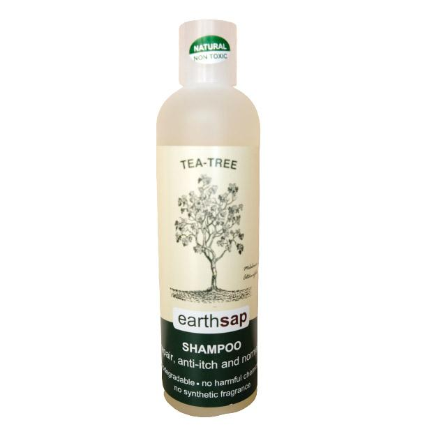 Earthsap Tea Tree Shampoo