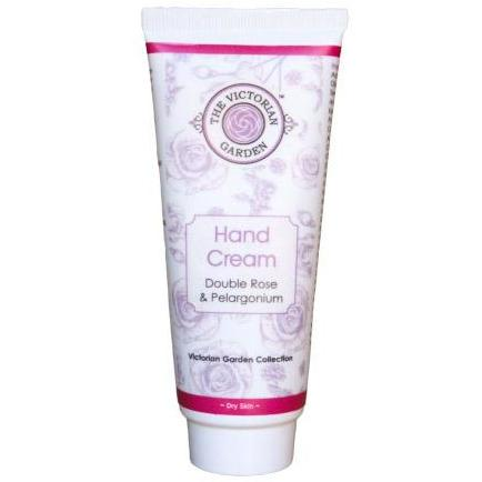 Victorian Garden Double Rose and Pelargonium Hand Cream