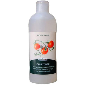 Earthsap Tomato Face Toner 200ml (All Skin Types)