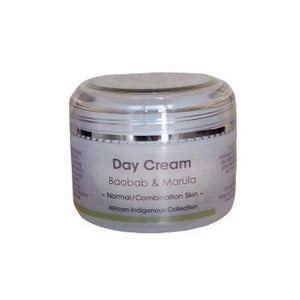 The Victorian Garden Baobab and Marula Day Cream 50ml (Normal or Combination Skin)