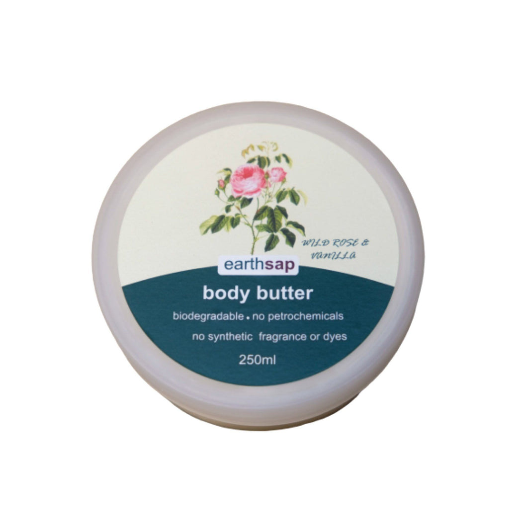 Earthsap Wild Rose and Vanilla Body Butter