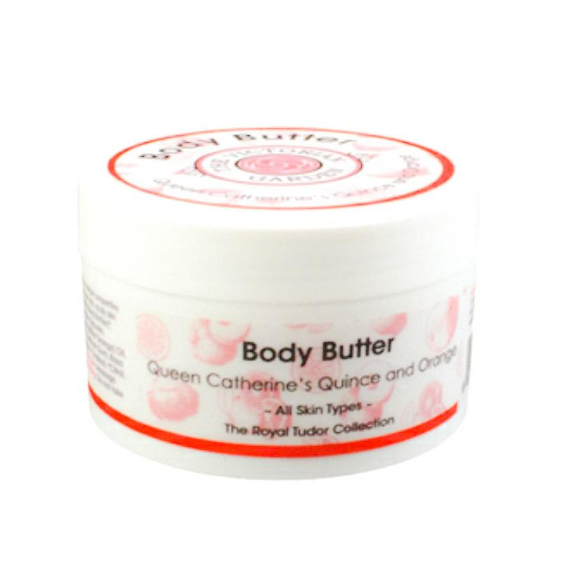Victorian Garden Quince and Orange Body Butter