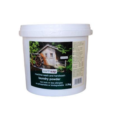 Earthsap Hand and Auto Laundry Powder 2kg