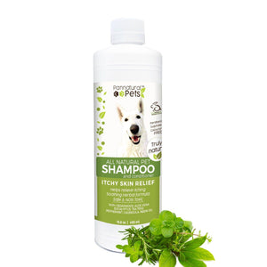 Natura Pets Itchy Skin Relief Shampoo 500ml