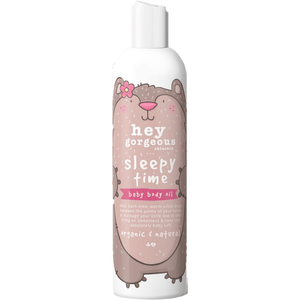 Hey Gorgeous Sleepy Time Pure and Natural Baby Body Oil 250ml