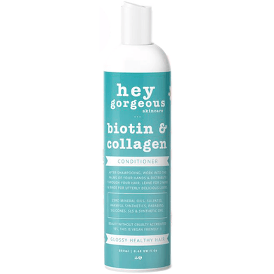 Hey Gorgeous Biotin and Collagen Conditioner 250ml (Damaged hair)