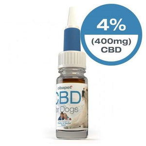 Cibapet 4% CBD Oil for Dogs 10ml