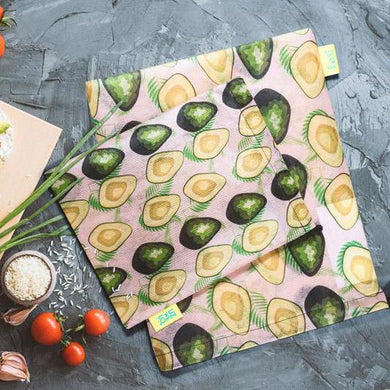Uzwelo Avos Recycled Produce Bags Small