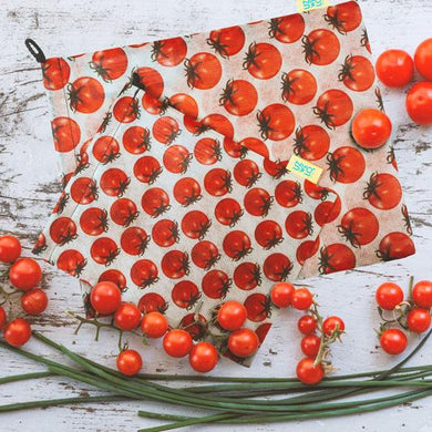 Uzwelo Tomatoes Recycled Produce Bags Large