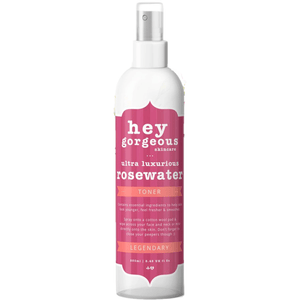 Hey Gorgeous Ultra Luxurious Rosewater Toner 250ml (All Skin Types)