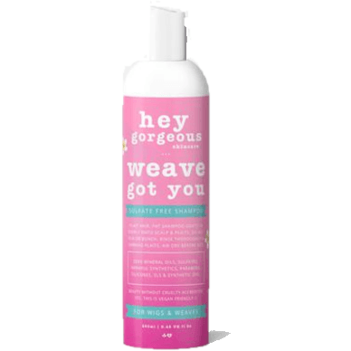 Hey Gorgeous Weave Got You Shampoo 250 ml (Wigs and weaves)