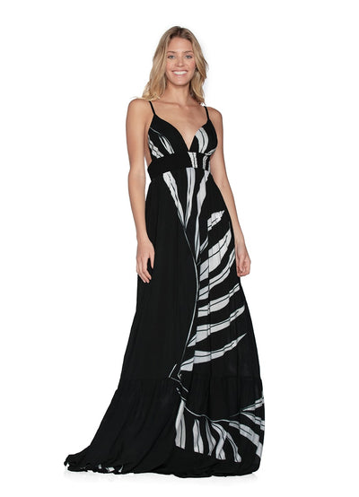 Maaji Wonderland Long Beach Dress - Maaji Colombia