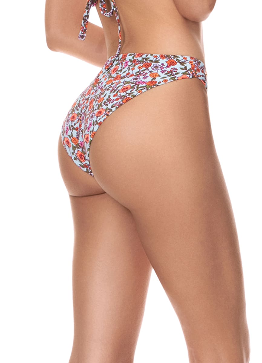 Maaji Bloom With Grace Sublimity Classic Bikini Bottom - Maaji Colombia