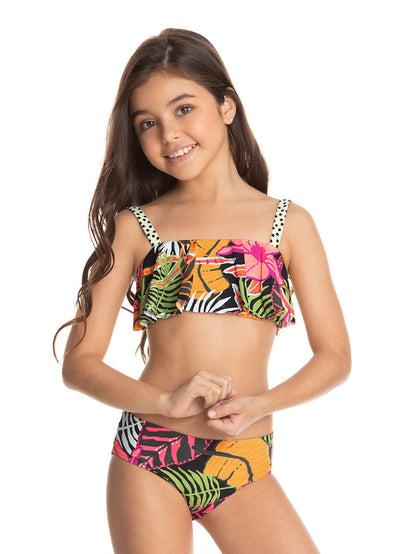 Maaji Lion Tamer Girls Bikini Set - Maaji Colombia