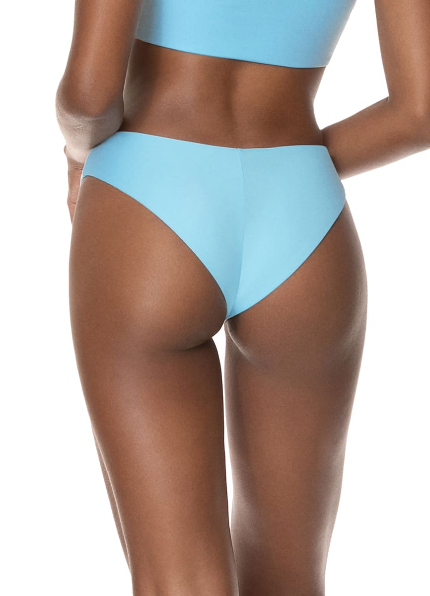Maaji Cloud Blue Valery Double V Bikini Bottom - Maaji Colombia