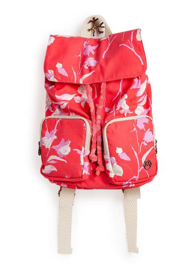Maaji Red Garden Backpack - Maaji Colombia