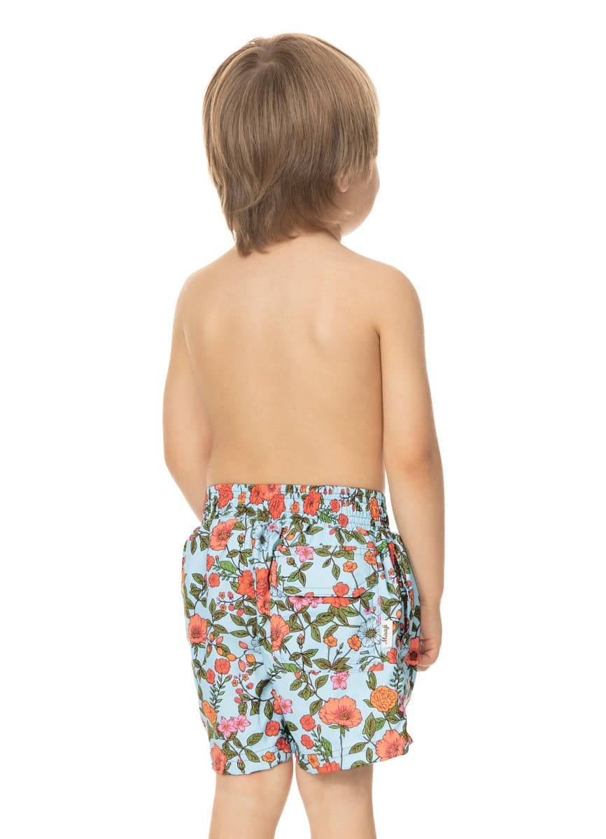Maaji Blooming Fede Boys Trunks - Maaji Colombia
