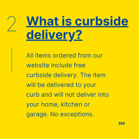 Premium Home Source - Curbside Delivery
