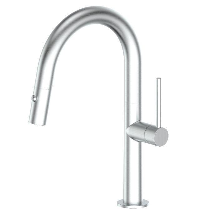 ZLINE Voltaire Kitchen Faucet in Brushed Nickel, VLT-KF-BN