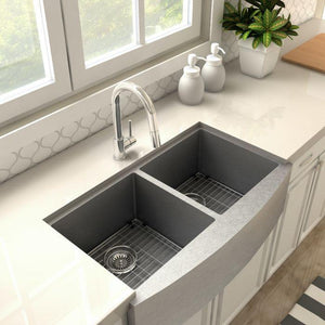 ZLINE Dante Kitchen Faucet in Chrome, DNT-KF-CH test