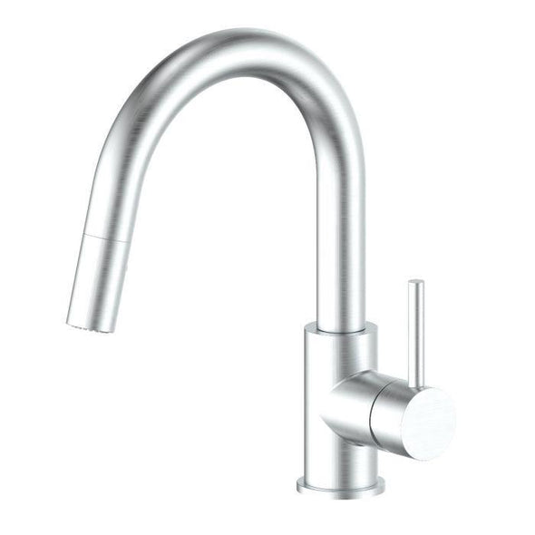 ZLINE Dante Kitchen Faucet in Brushed Nickel, DNT-KF-BN