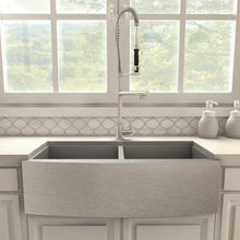 ZLINE Van Gogh Kitchen Faucet in Brushed Nickel, VNG-KF-BN