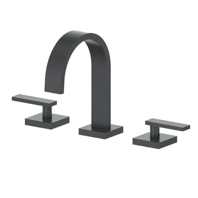 ZLINE Alpine Bath Faucet in Electric Matte Black, BLS-BF-MB