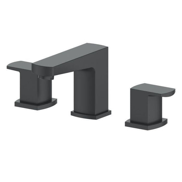 ZLINE Marlette Bath Faucet in Electric Matte Black, MAR-BF-MB
