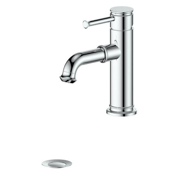 ZLINE Carnelian Bath Faucet in Chrome, CRN-BF-CH