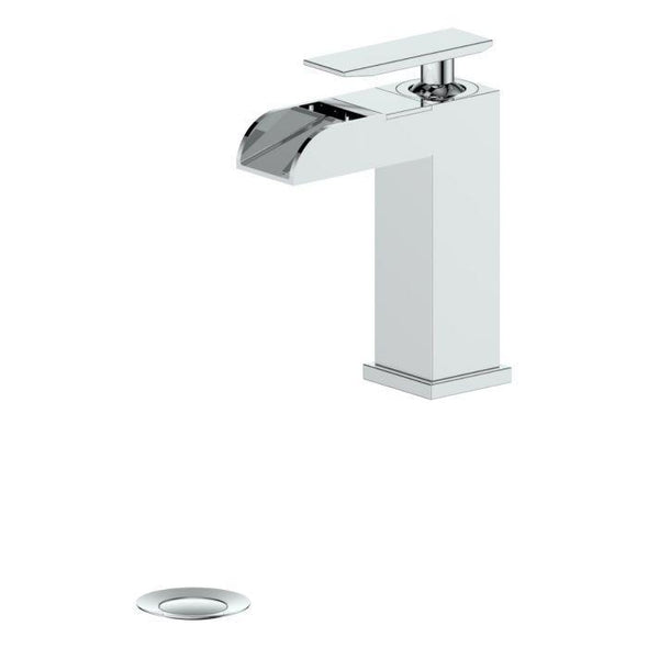 ZLINE Homewood Bath Faucet in Chrome, HMD-BF-CH