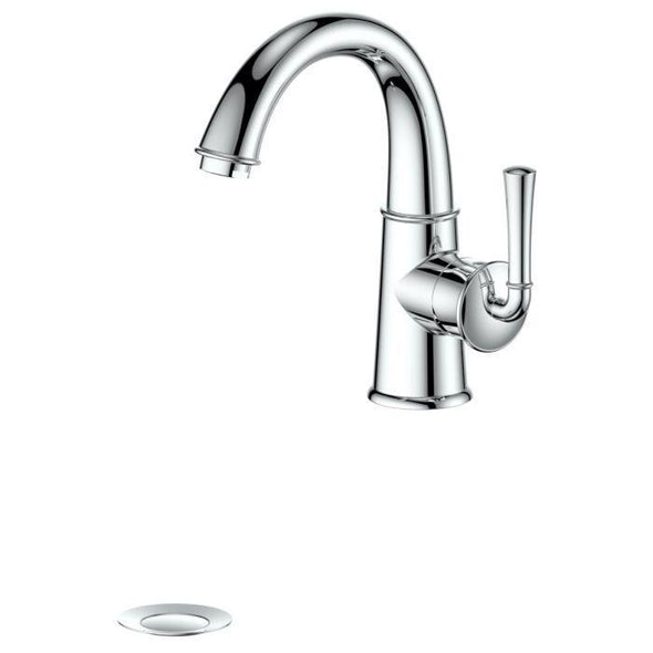ZLINE Squaw Valley Bath Faucet in Chrome, SQW-BF-CH