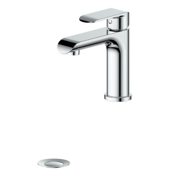 ZLINE Washoe Bath Faucet in Chrome, WSH-BF-CH