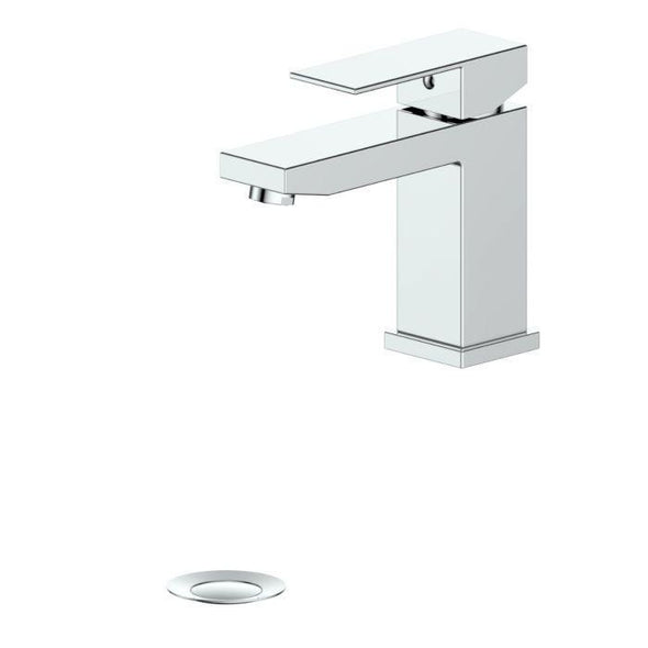 ZLINE North Lake Bath Faucet in Chrome, NTL-BF-CH