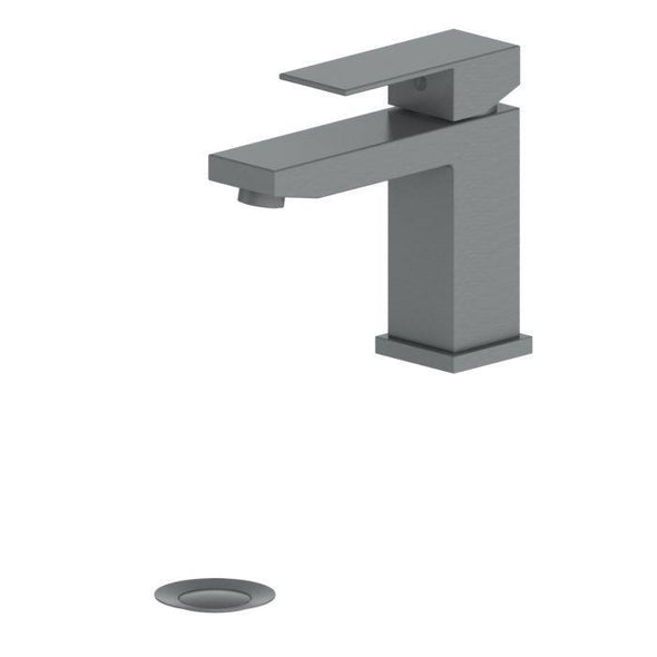 ZLINE North Lake Bath Faucet in Black Stainless Steel, NTL-BF-GM
