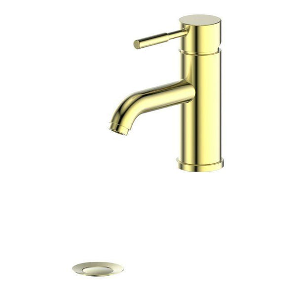 ZLINE Aloha Bath Faucet in Polished Gold, ALH-BF-PG