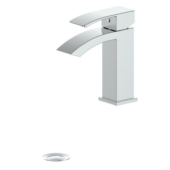 ZLINE Zephyr Bath Faucet in Chrome, ZEP-BF-CH