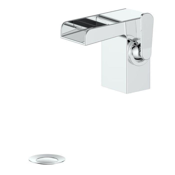 ZLINE Diamond Peak Bath Faucet in Chrome, DMP-BF-CH