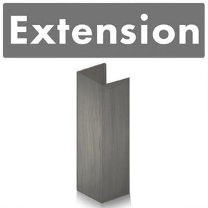 ZLINE 1 Piece Chimney Extension for 12ft Ceiling (8KF2S-E)