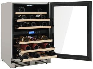 "Thor Kitchen 24"" Freestanding Wine Cooler, TWC2401DO test"