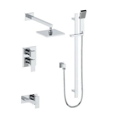ZLINE Bliss Shower System in Chrome, BLS-SHS-CH