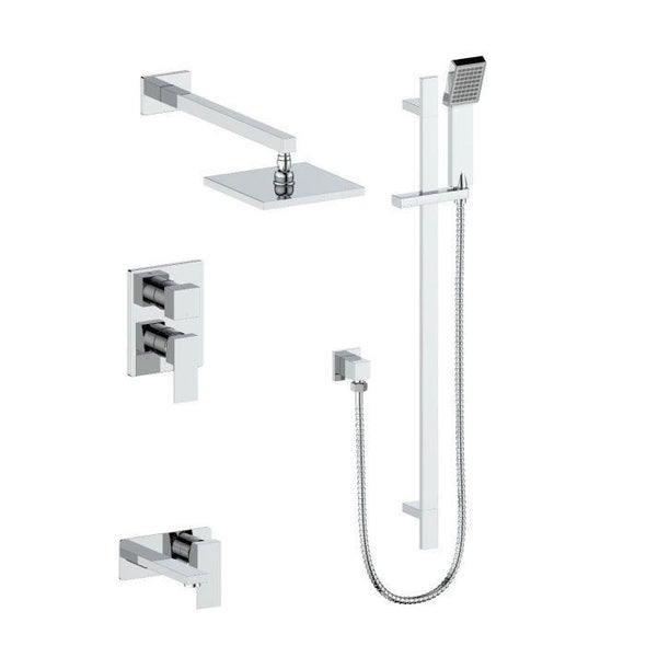 ZLINE Bliss Shower System in Chrome, 51-0069-CH