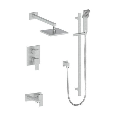 ZLINE Bliss Shower System in Brushed Nickel, BLS-SHS-BN