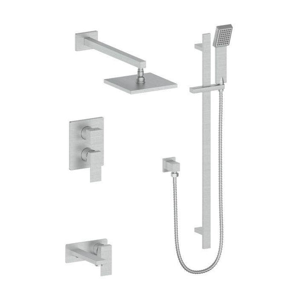 ZLINE Bliss Shower System in Brushed Nickel, 51-0069-PVDN