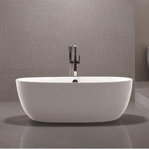 "Vanity Art 67"" x 31"" Freestanding Soaking Bathtub, VA6833 test"