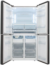"Thor Kitchen 36"" 22.60 cu. ft. French Door Refrigerator in Stainless Steel, HRF3603F"
